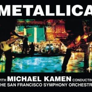 Metallica with Michael Kamen